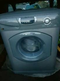 FREE DELIVERY Hotpoint Ultima washing machine/cheap and cheerful SERVICED CLEANED READY2GO £59.97