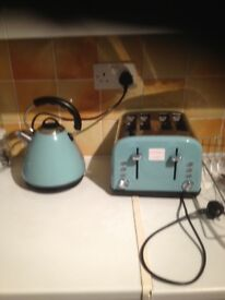 4 slice toaster and kettle