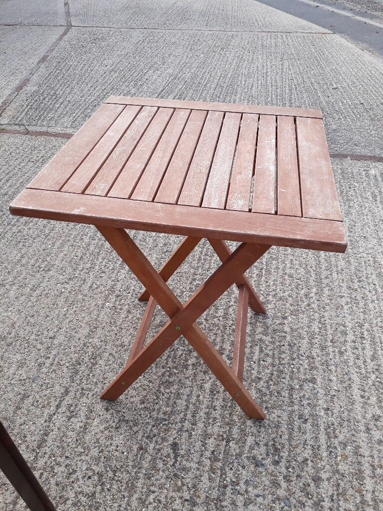 Garden Table wood