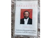 The Essential PAVAROTTI - A selection of his greatest recordings