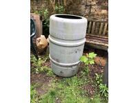50 Gallon Water Butt