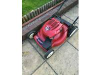 "Lawnmower Toro recycler 22"" 6.5hp"