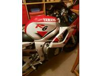 R6 swap for best off road bike