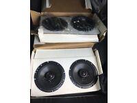4x car speakers New