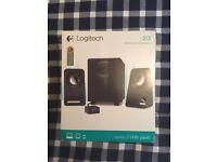 Logitech Z213 PC speakers £15
