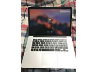 "MacBook Pro 15"" Retina Display with Wireless Mouse"
