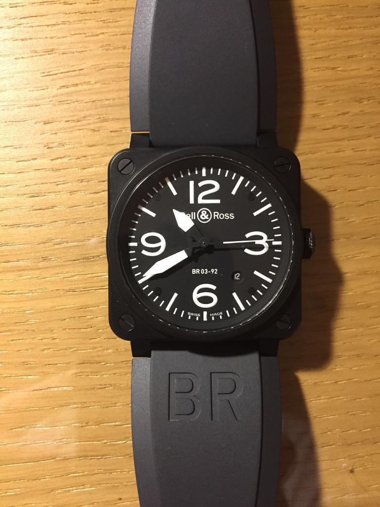 WATCH BELL AND ROSS BR03-92