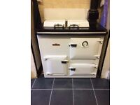 Rayburn Royal range gas cooker (and water heater)