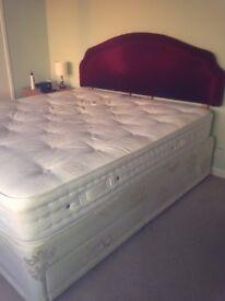 Bed - super king size (6ft wide)