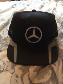 Genuine Mercedes F1 cap