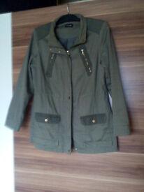 3 ladies coat's