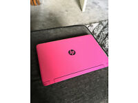 HP Pavilion Pink Laptop