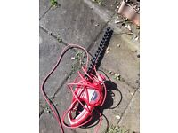 Sovereign electric corded hedge trimmer barely used excellent condition