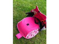 Trunki BoostApak Travel Backpack Booster Car Seat