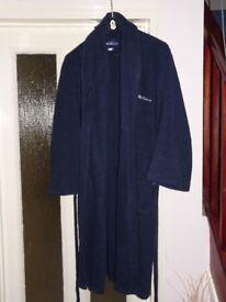 Ben Sherman Towelling Dressing Gown