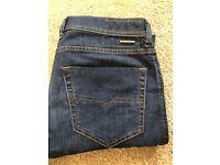 Diesel Men's Jeans W32 L 30 - Tepphar slim - carrot
