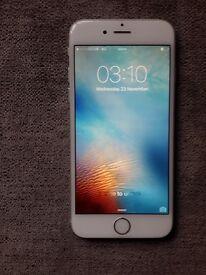 Apple iPhone 6 64GB unlocked 2 week old