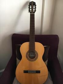 Kay KC333 full size acoustic guitar