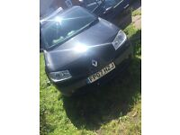 CHEAP Renault Megane 07 MOT September LOW MILAGE