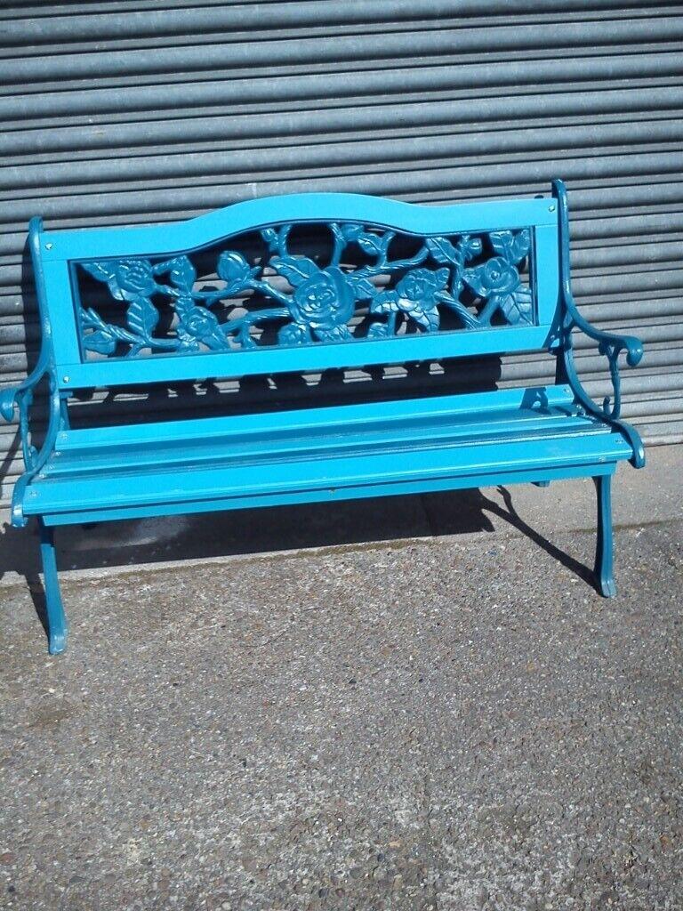 Super Refurbished Garden Bench In Derby Derbyshire Gumtree Machost Co Dining Chair Design Ideas Machostcouk