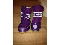 MOON BOOTS - TECNICA MOON BOOTS - ORIGINAL - Size 39-41