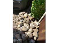 Flint / Cobble / Round Large Stones