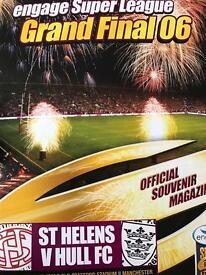 Hull FC Program 2006