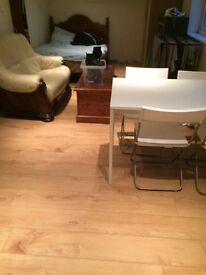Fully furnished clean modern studio flat for rent in Greenford