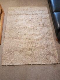 Next rug - natural colour - 190 x 135 cm