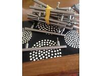 Bundle of 20 kitchen bar handles