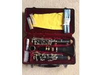 Jupiter student clarinet Bb