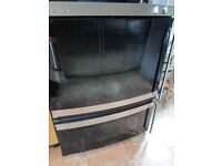 GAGGENAU ELECTRICE OVEN AND MICROWAVE