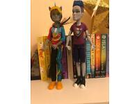 2 set- Monster High Male dolls