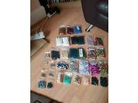 33packs of beads