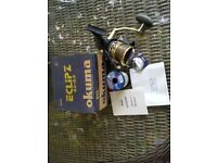 Fishing Reel. Okuma Eclipz EZ-65 Fixed Spool.