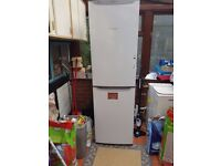 Large Hotpoint Fridge Freezer with frost free function