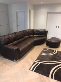 Natuzzi sofa in excellent condition