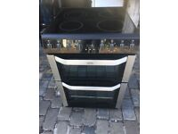 BELLING NEW MODEL STAINLESS STEEL ELECTRIC COOKER FOR SALE, EXCELLENT CONDITION, 4 MONTHS WARRANTY