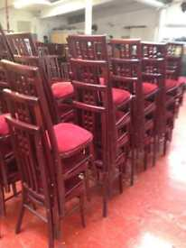 Chairs x24 stacking