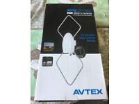 Avtex digital tv antenna .