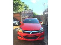 Vauxhall Astra 1.8 2009 SRi Red 3 DR Complete Vehicle Dismantling Breaking For Spare Parts