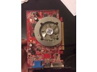 Msi Radeon X1300S 256MB Vga S-Video Dvi