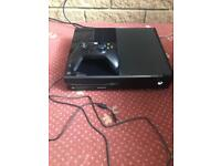 Xbox one + controller + games no box