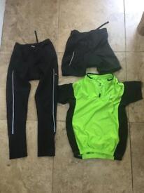 Boys cycling clothes