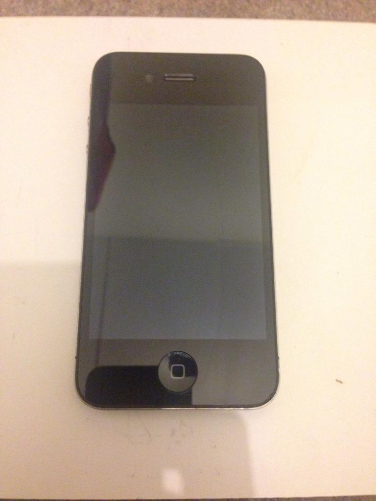iPhone 4s 16 gb (EE) Black MINT
