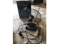 Vivanco Indoor Antenna 25 Boosted TV/FM Aerial
