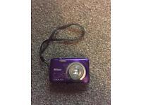 Nikon cool pix s2600