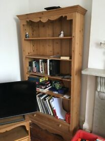 Bookcase - Solid Pine
