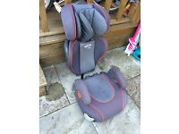 Graco car seat detachable with both side cup holder