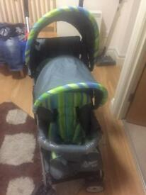 double push chair